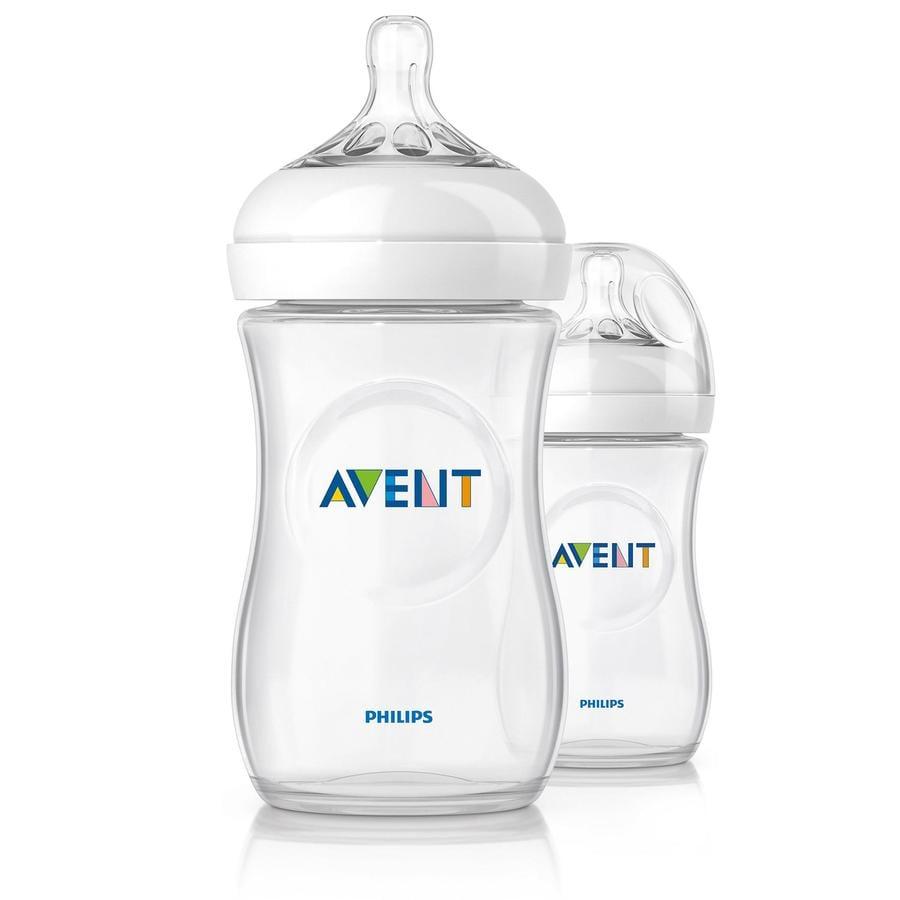 2 lahvičky AVENT 260 ml SCF693/27 od narození