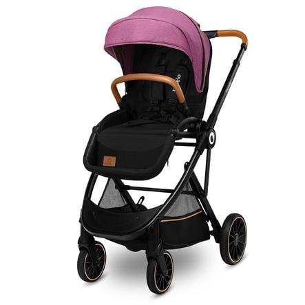 lionelo Kinderwagen Riya Pink Violet