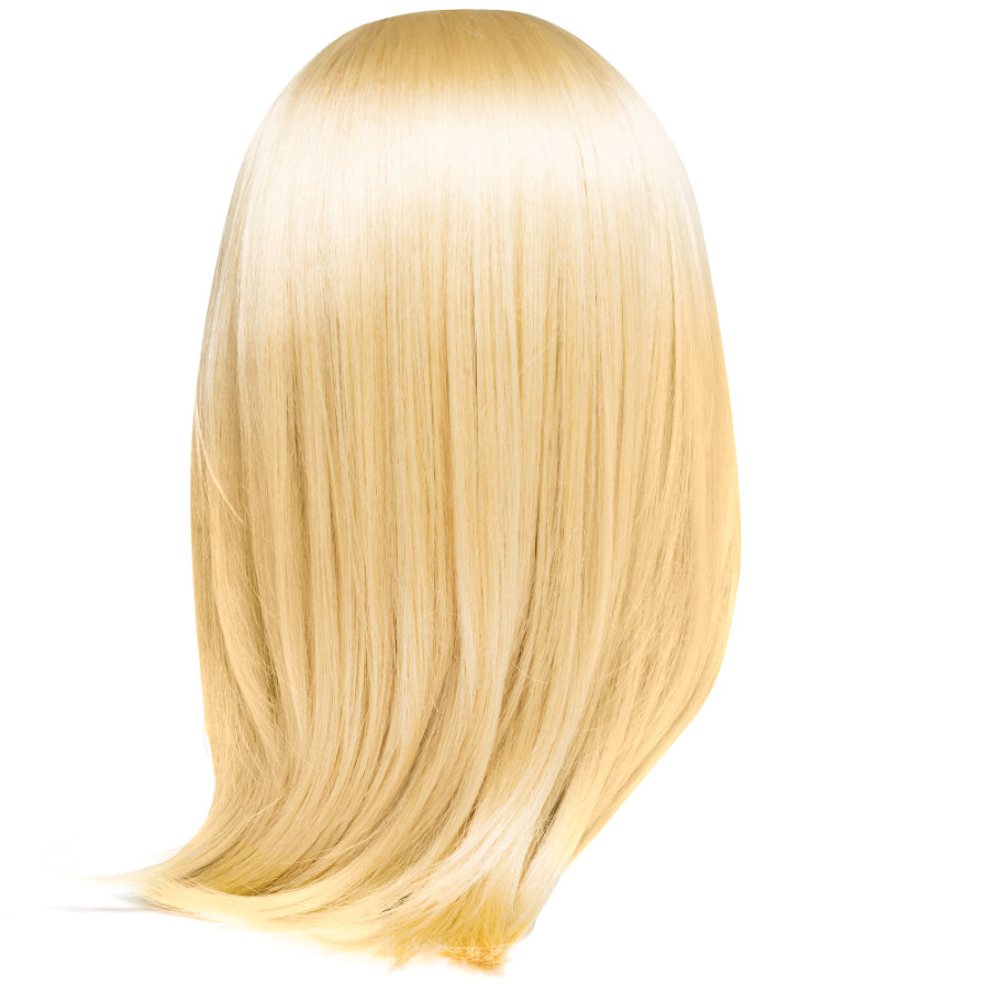 I'M A STYLIST Blonde Wig