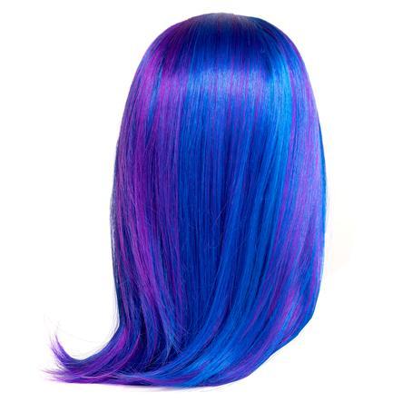 I'M A STYLIST Blue Wig
