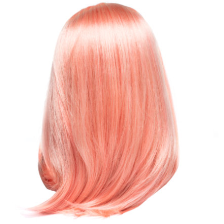 I'M A STYLIST Light Perruque rose et blonde