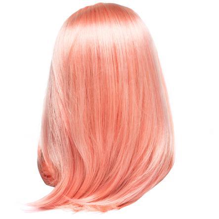 I'M A STYLIST Light Pink Blonde Wig