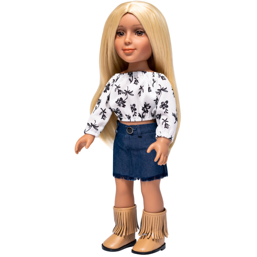 I'M A GIRLY  Fashion -Doll Zoe