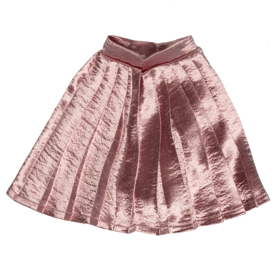 I'M A GIRLY  Light Jupe plissée rose