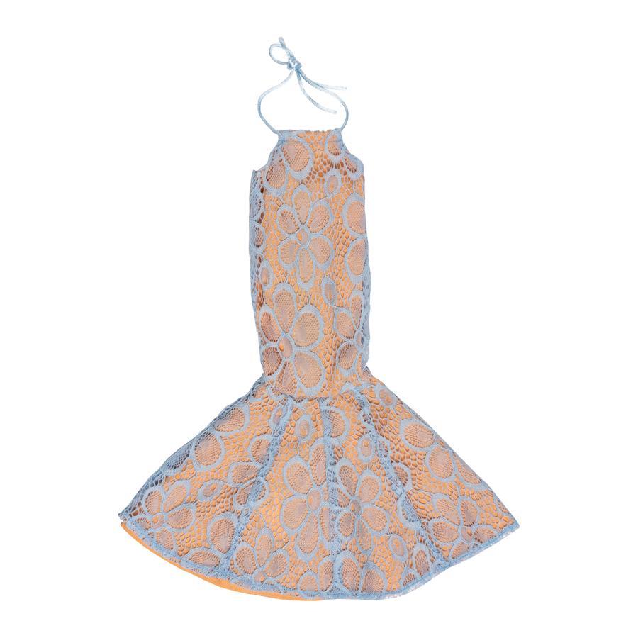 I'M A GIRLY Light Blue Mermaid Dress