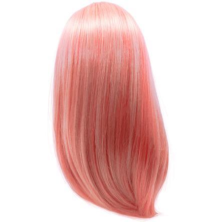 I'M A GIRLY Light Pink Wig