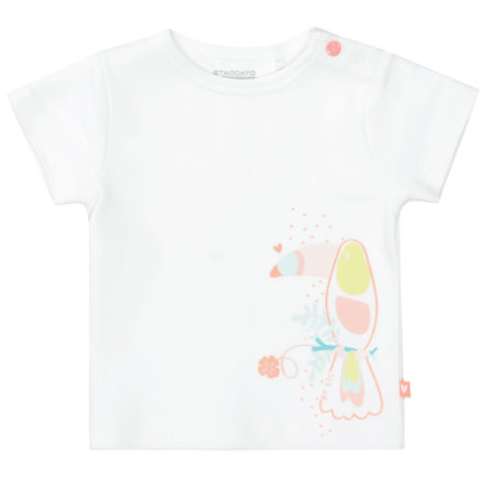 STACCATO  T-Shirt blanc