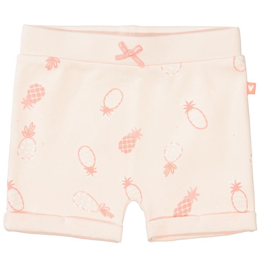 STACCATO  Shorts pehmeä peach kuvioitu