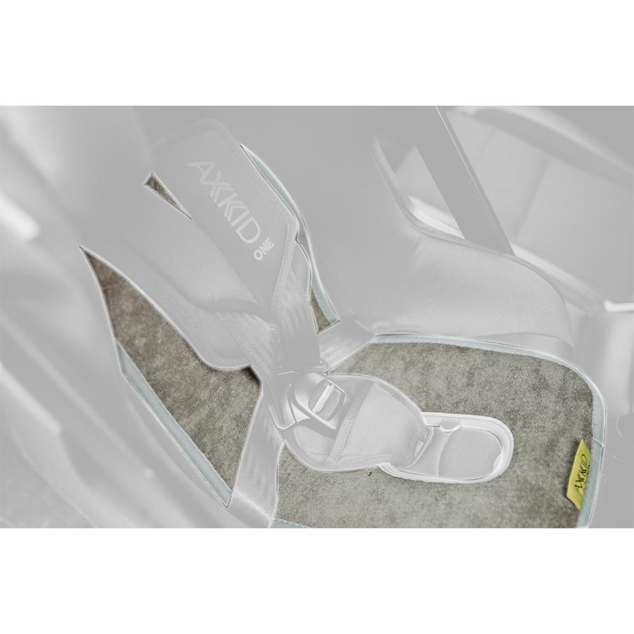 AXKID Housse de protection anti-transpiration pour siège auto by AeroMoov grey