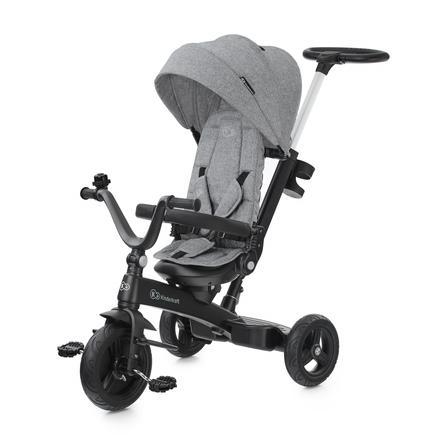 Kinderkraft 5-i-1 trehjulet TWIPPER - grå