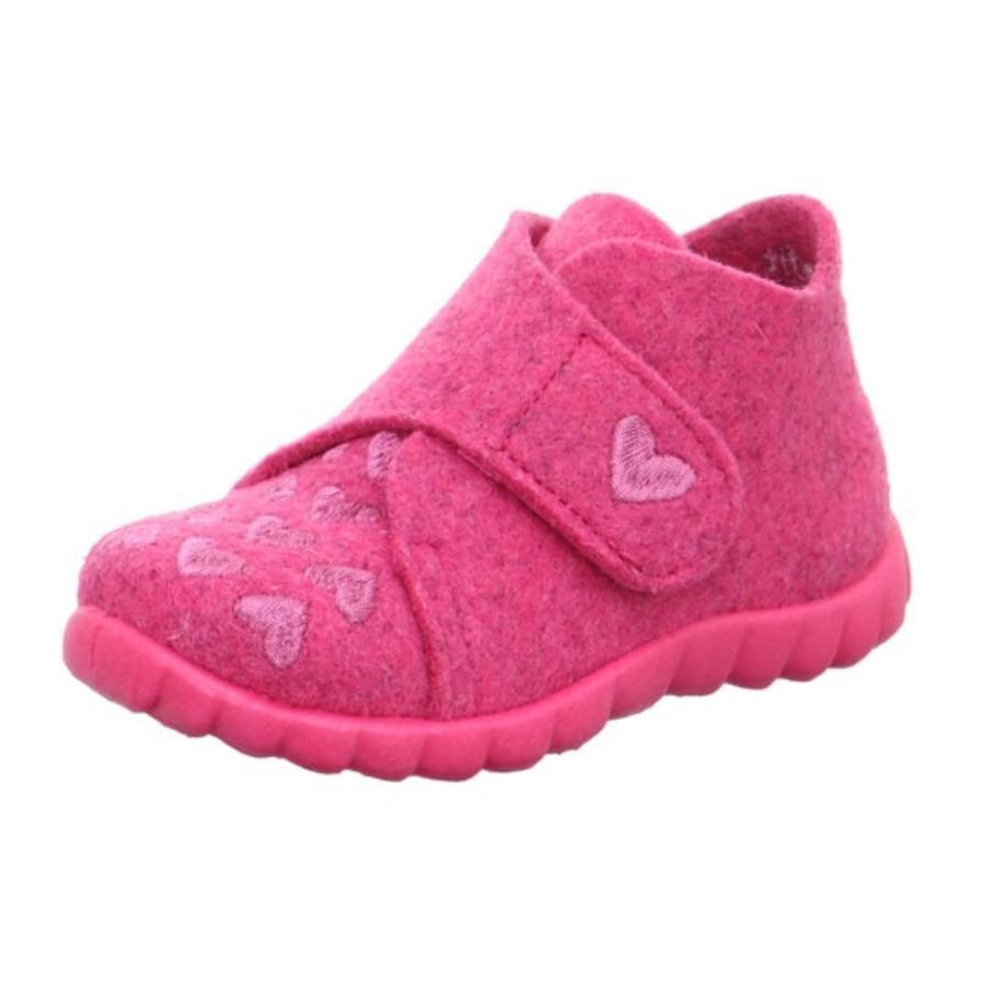 superfit  Pantofola rosa felice