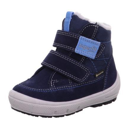 superfit Stiefel Groovy blau (mittel)
