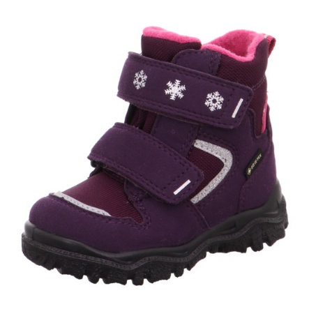 superfit  Bottes Husky1 violet (moyen)