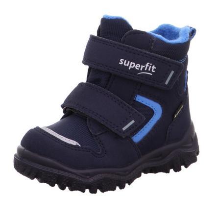 superfit Stiefel Husky1 blau (mittel)