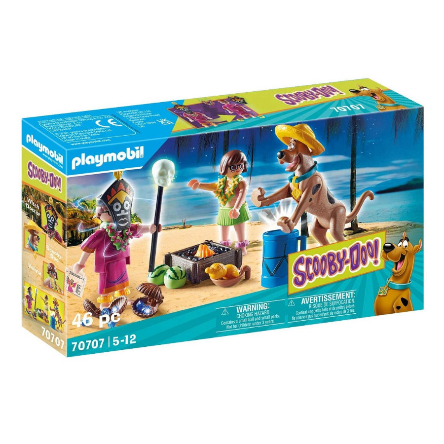 PLAYMOBIL® SCOOBY-DOO! Abenteuer mit Witch Doctor 70707