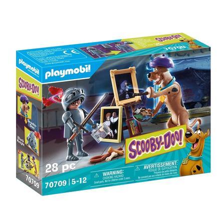 PLAYMOBIL  ® SCOOBY-DOO! Eventyr med Black K night 70709