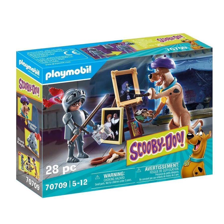 PLAYMOBIL® SCOOBY-DOO! Abenteuer mit Black Knight 70709