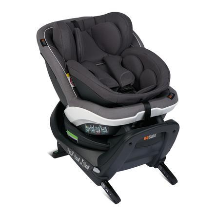 BeSafe Kindersitz iZi Turn B i-Size Metallic Mélange