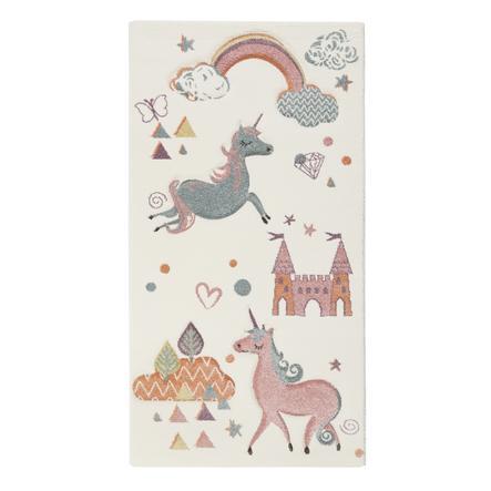 Esprit Teppich Sunny Unicorn weiß