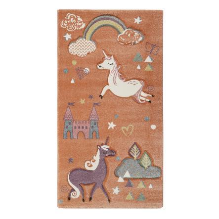 Esprit Teppich Sunny Unicorn pastellorange