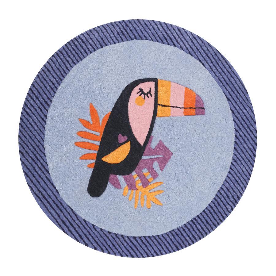 Esprit Teppich E-Toucan blau