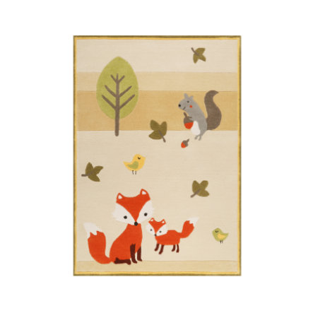 Esprit Teppich E-Fox in the Wood beige