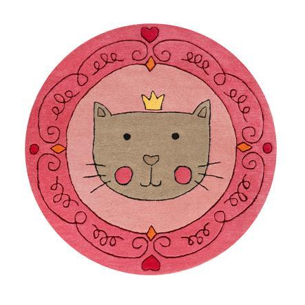 Smart Kids Teppich Lotti Queen rosa