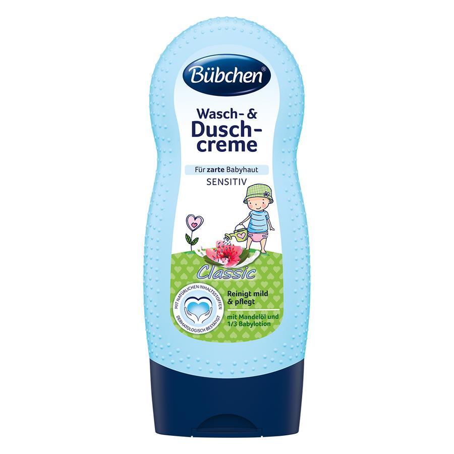 Bübchen Wasch- und Duschcreme Classic 230 ml