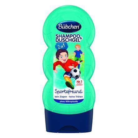 Bübchen Shampoo und Duschgel Sportsfreunde 2in1 230ml