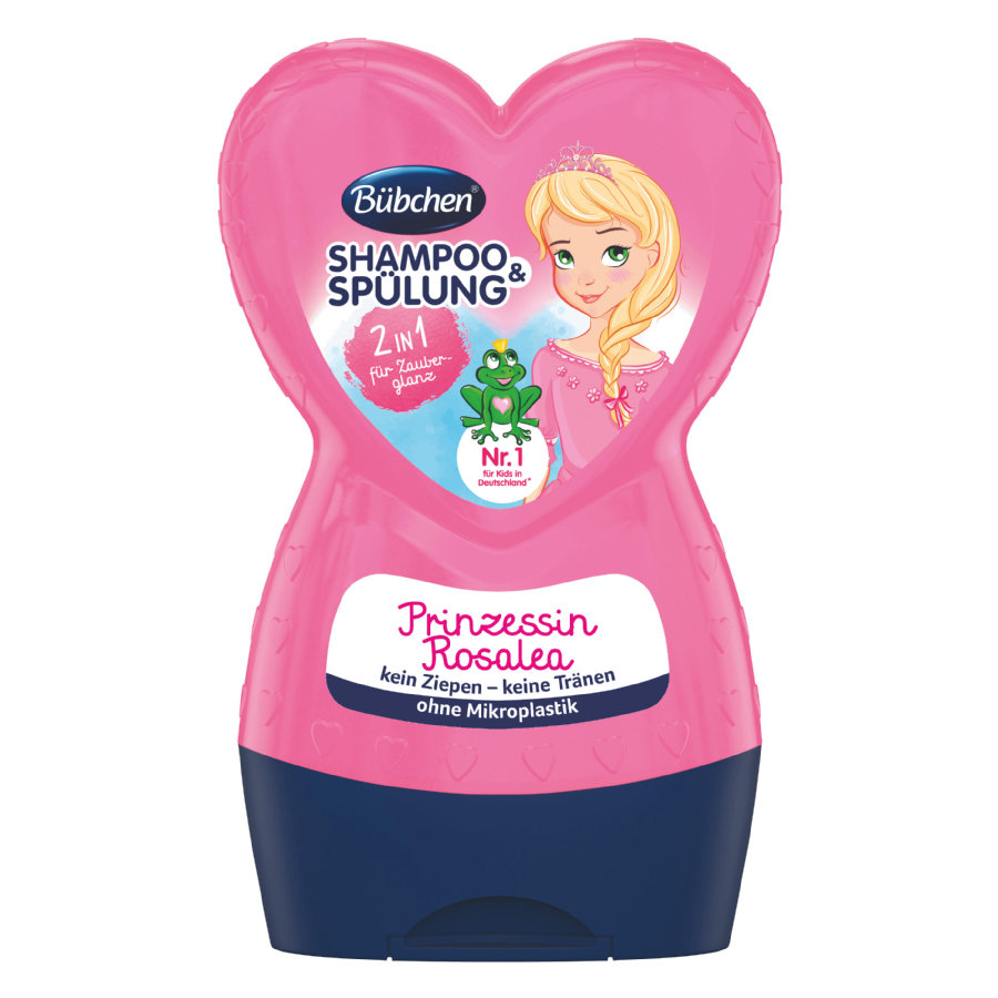 Bübchen Shampoo und Duschgel Meerzauber 2in1 230ml