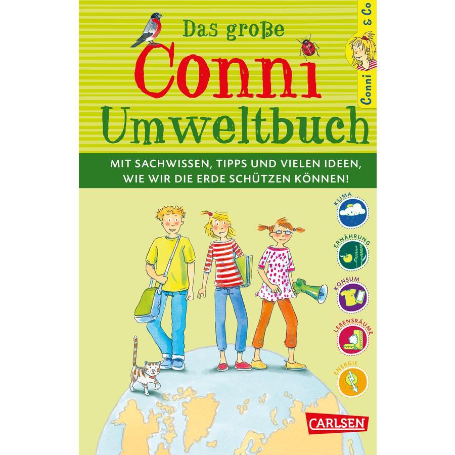 CARLSEN Conni & Co: Das große Conni-Umweltbuch