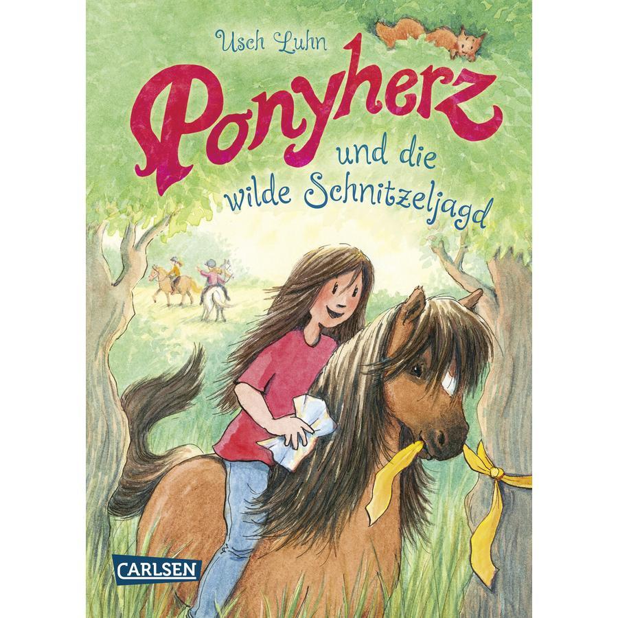 CARLSEN Ponyherz 17: Ponyherz und die wilde Schnitzeljagd