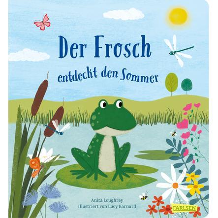 CARLSEN Der Frosch entdeckt den Sommer