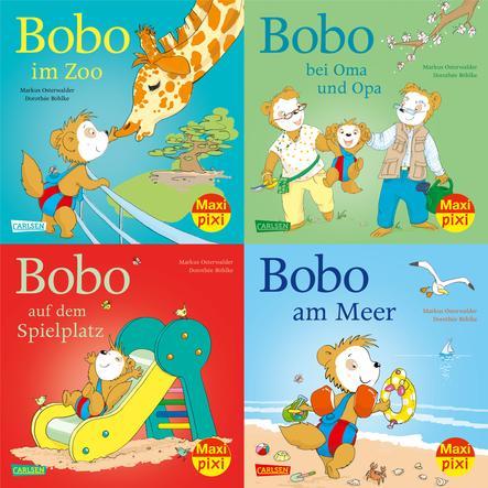 CARLSEN Maxi-Pixi-4er-Set 86: Bobo Siebenschläfer (4x1 Exemplar)