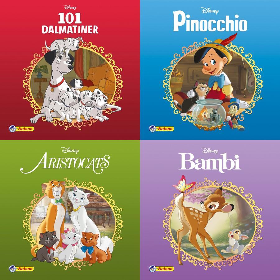 CARLSEN 4er-Set Maxi-Mini 19: Disney Klassiker