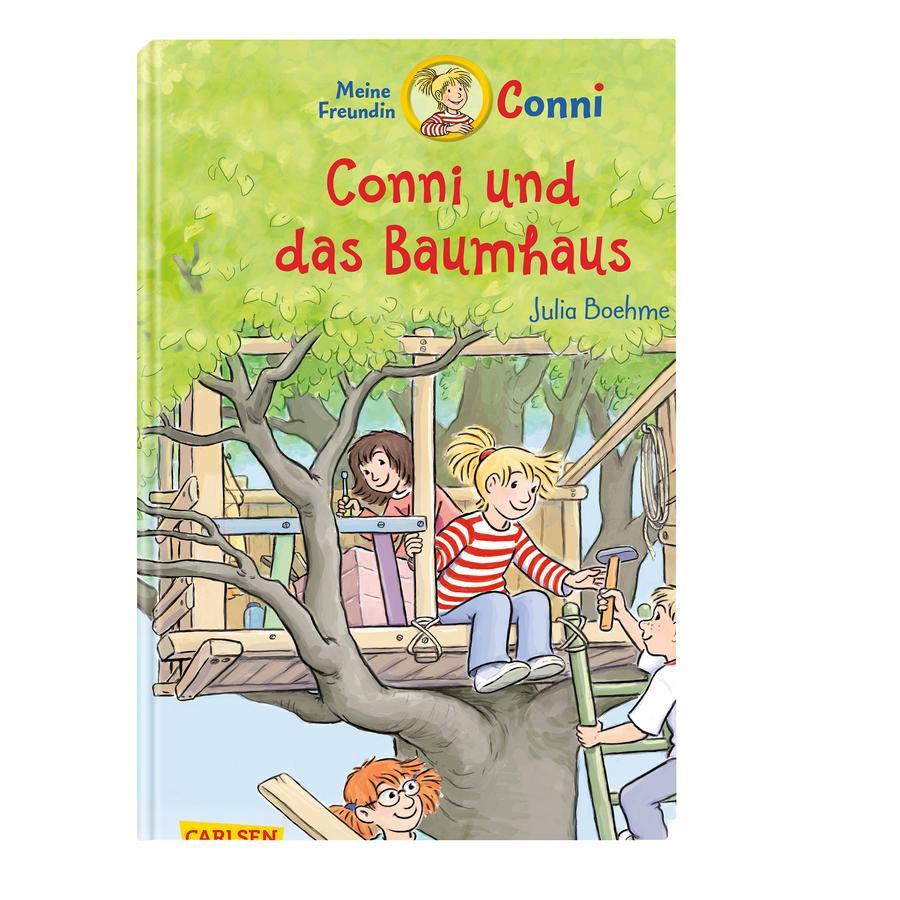CARLSEN Conni Erzählbände 35: Conni und das Baumhaus
