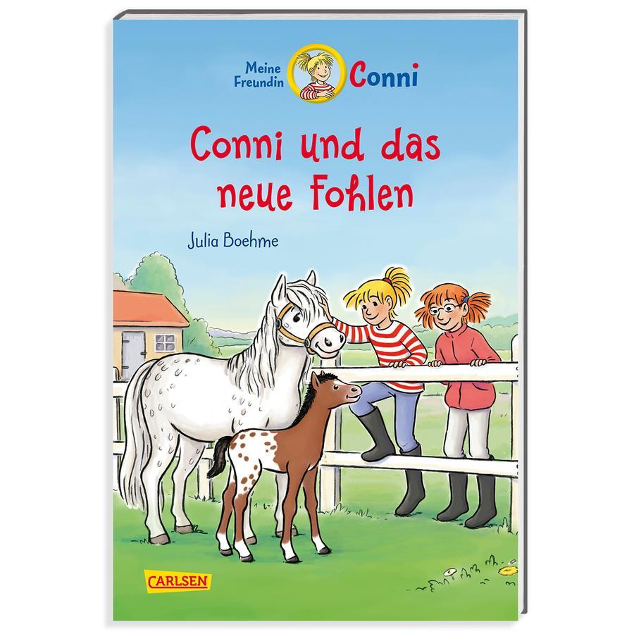 CARLSEN Conni Erzählbände 22: Conni und das neue Fohlen