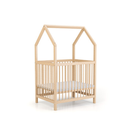 geuther Playpen 4 i 1 cozy-do nature