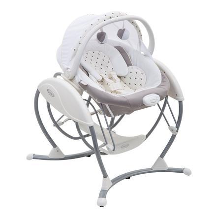 Graco ® Huśtawka dla niemowląt Glide r™ Elite Sprinkles