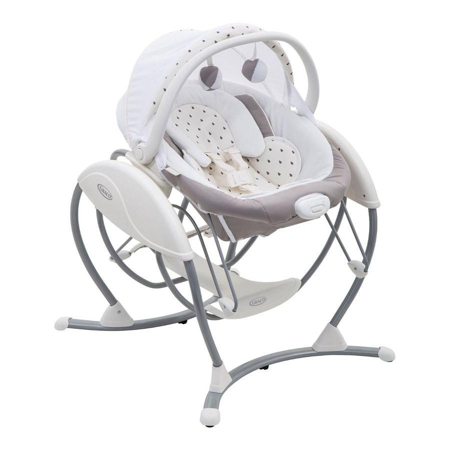 Graco ® Columpio para bebés Glide r™ Elite Sprinkles