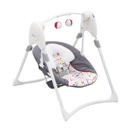 Graco ® Baby gynge Slim Space s™ confetti