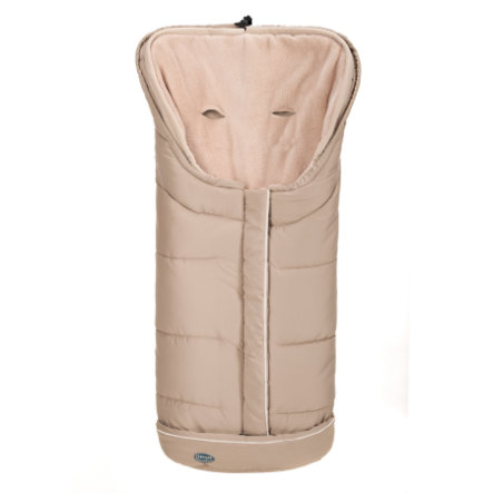 URRA Footmuff Vario 2in1 large beige/beige
