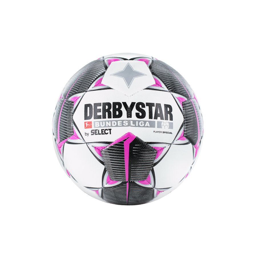 "XTREM Toys and Sports - Derbystar Fußball BUNDESLIGA ""Player Special"" Saison 19/20 pink"