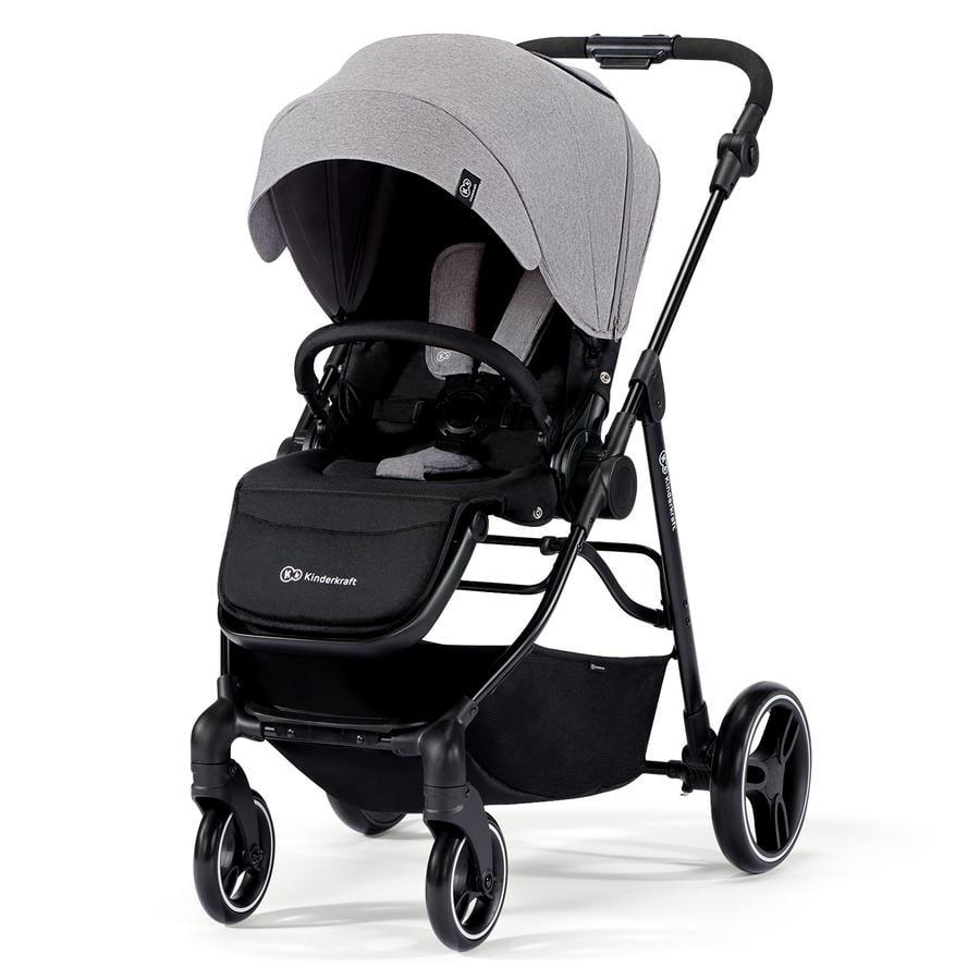 Kinderkraft Poussette compacte Vesto Grey