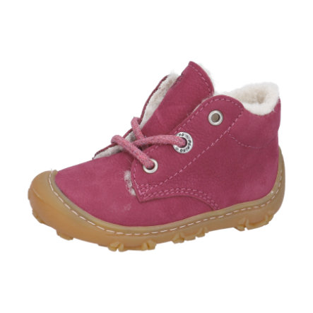 Pepino  Chaussure pour bébé Colin fuchsia (large)