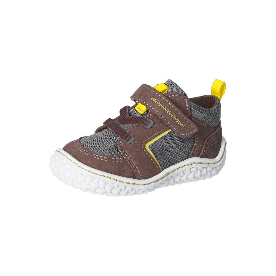 Pepino  Zapato de bebé Palla marrón/grafito (mediano)