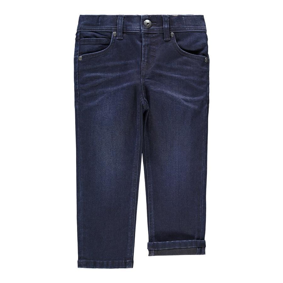 name it Jeans Nmmryan Tmavě modrá džínovina