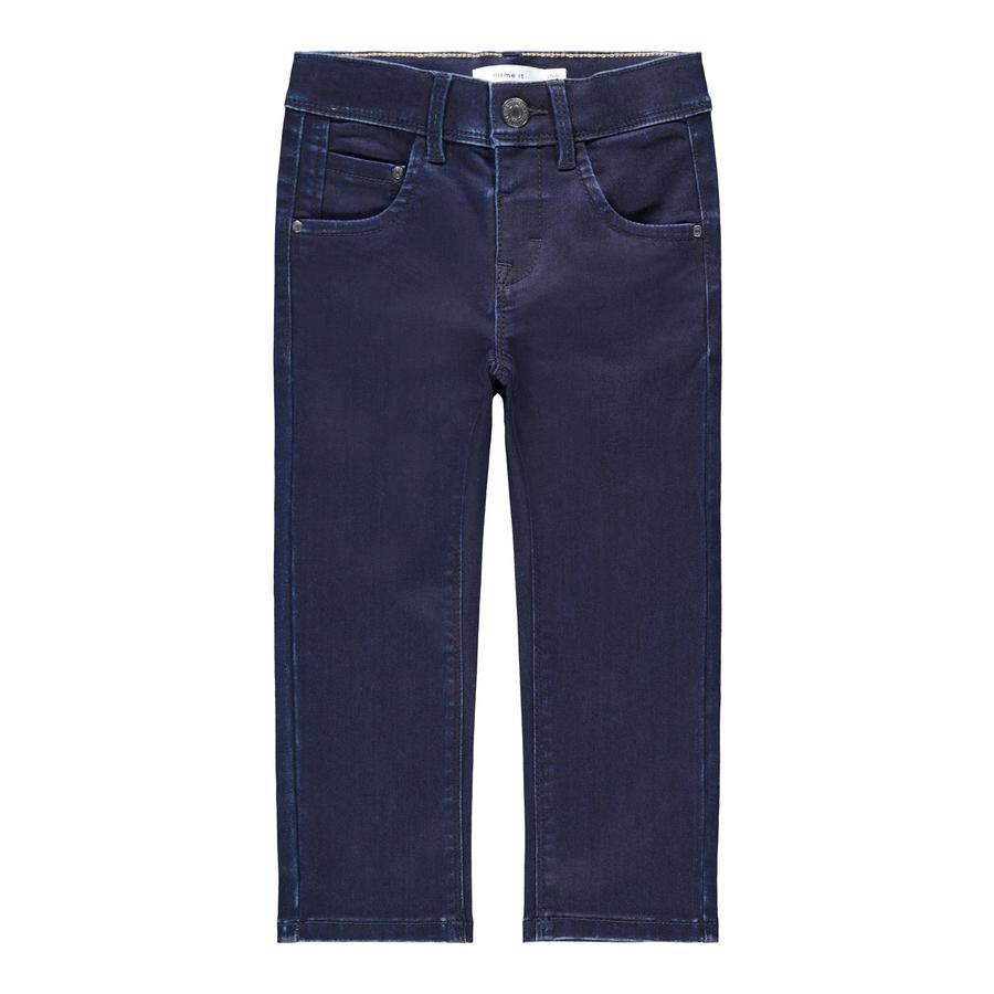 name it Jeans Nmfrandi Dark Blue Denim