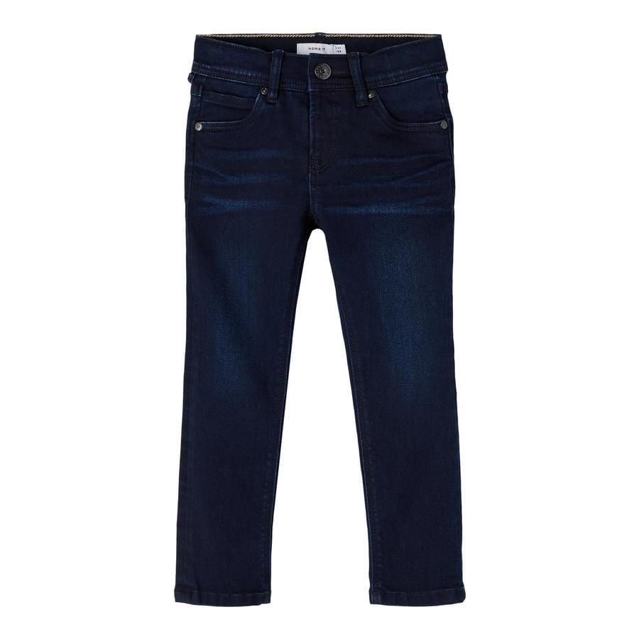 name it Jeans Nmmsilas Denim Azul Oscuro