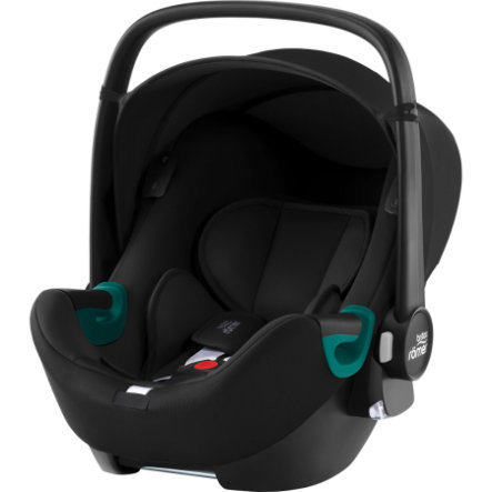 Britax Römer Babyschale Baby-Safe iSENSE Space Black
